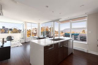Photo 2: 529 1777 W 7TH AVENUE in Vancouver: Fairview VW Condo for sale (Vancouver West)  : MLS®# R2402352