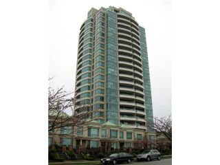 "Photo 1: # 402 6659 SOUTHOAKS CR in Burnaby: Highgate Condo for sale in ""GEMINI TOWER 2"" (Burnaby South)  : MLS®# V839658"