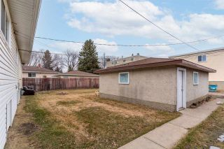 Photo 37: 9421 9423 83 Street in Edmonton: Zone 18 House Duplex for sale : MLS®# E4239956