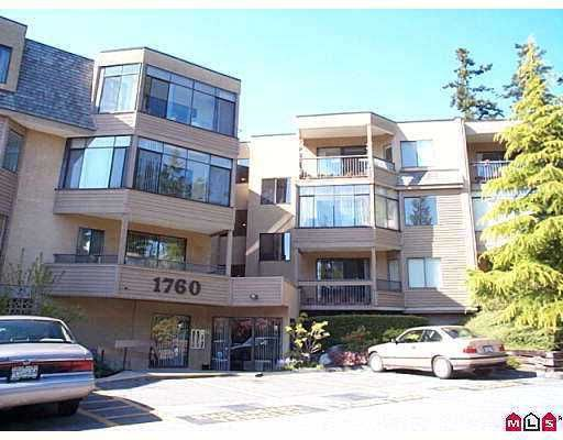 "Main Photo: 1760 SOUTHMERE Crescent in White Rock: Sunnyside Park Surrey Condo for sale in ""CAPSTIN WAY"" (South Surrey White Rock)  : MLS®# F2625592"