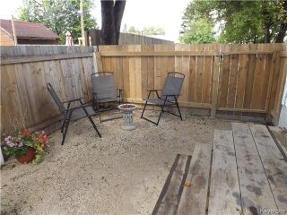 Photo 10: 394 Powers Street in WINNIPEG: North End Residential for sale (North West Winnipeg)  : MLS®# 1528147