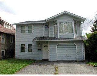 Main Photo: 618 SEMLIN DR in : Hastings House for sale : MLS®# V729997