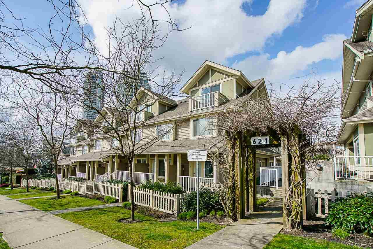 """Main Photo: 6 621 LANGSIDE Avenue in Coquitlam: Coquitlam West Townhouse for sale in """"EVERGREEN"""" : MLS®# R2560764"""