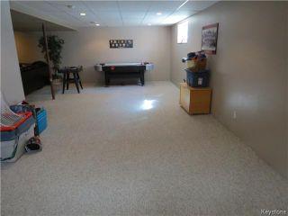 Photo 13: 272 Le Maire Street in WINNIPEG: Fort Garry / Whyte Ridge / St Norbert Residential for sale (South Winnipeg)  : MLS®# 1423797