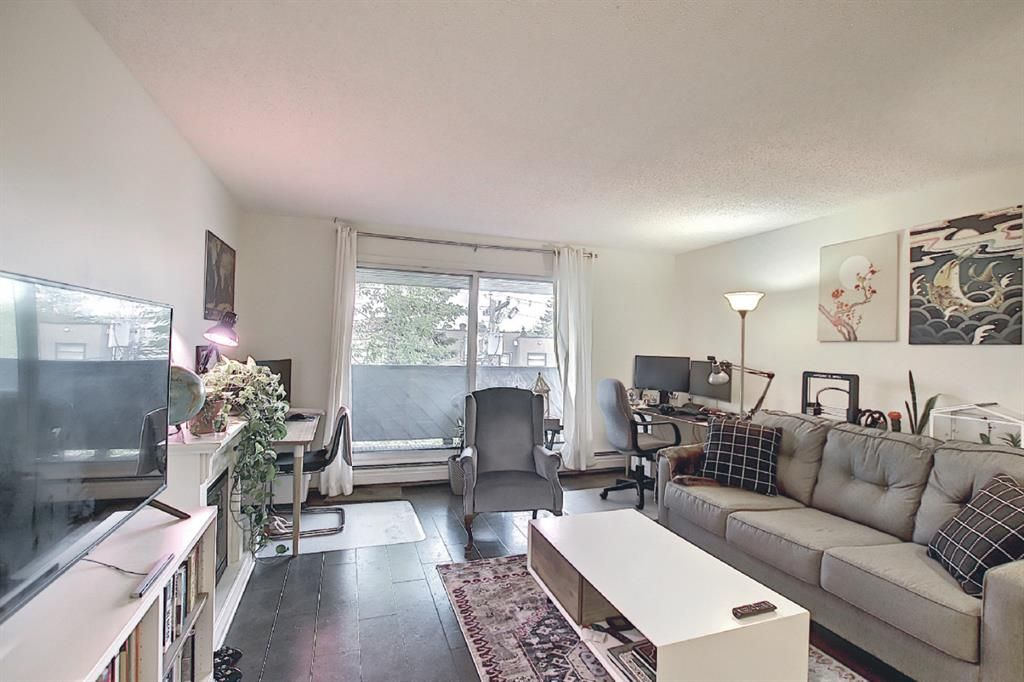 Main Photo: 202 1513 26th Avenue SW 26th Avenue SW in Calgary: South Calgary Apartment for sale : MLS®# A1117931