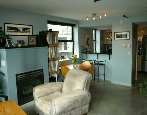 """Main Photo: 428 W 8TH Ave in Vancouver: Mount Pleasant VW Condo for sale in """"EXTRAORDINARY LOFTS (XL)"""" (Vancouver West)  : MLS®# V631543"""