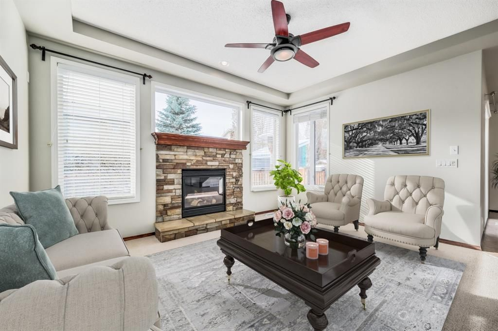 Main Photo: 594 Chaparral Drive SE in Calgary: Chaparral Detached for sale : MLS®# A1065964
