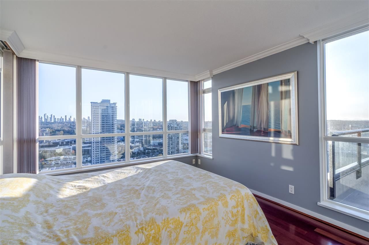 Photo 14: Photos: 3202 2138 MADISON AVENUE in Burnaby: Brentwood Park Condo for sale (Burnaby North)  : MLS®# R2413600