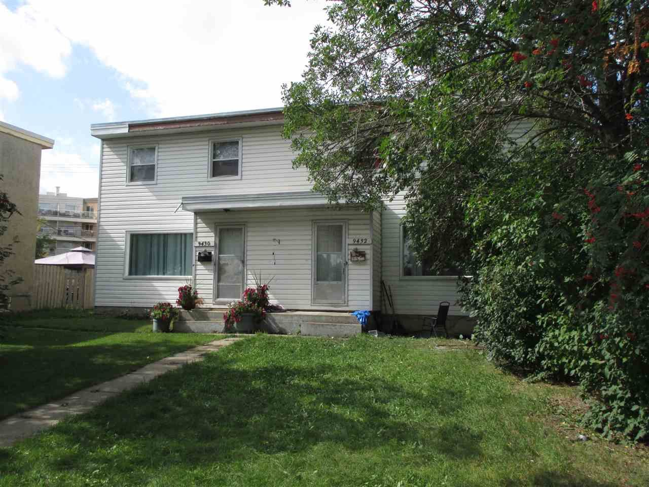 Main Photo: 9412-9420 83 Street in Edmonton: Zone 18 Land Commercial for sale : MLS®# E4243932