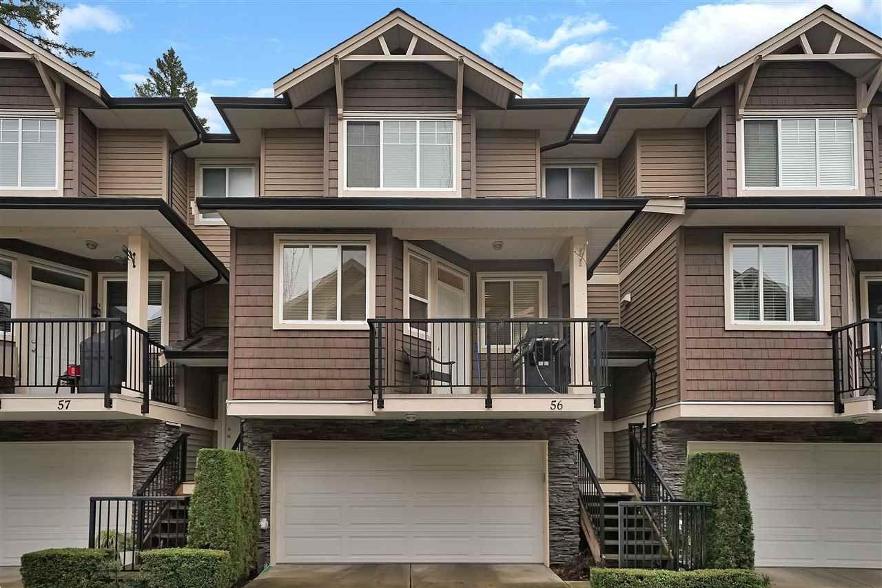 "Main Photo: 56 11720 COTTONWOOD Drive in Maple Ridge: Cottonwood MR Townhouse for sale in ""Cottonwood"" : MLS®# R2432124"