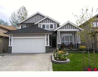 "Photo 1: 7290 198TH Street in Langley: Willoughby Heights House for sale in ""MOUNTAIN VIEW ESTATES"" : MLS®# F2710714"
