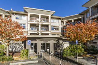 "Photo 1: 322 12248 224 Street in Maple Ridge: East Central Condo for sale in ""URBANO"" : MLS®# R2323872"