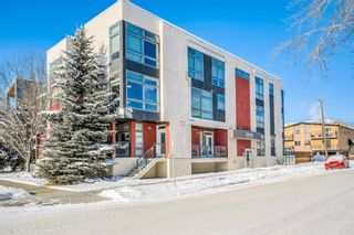 Photo 1: 104 41 6 Street NE in Calgary: Bridgeland/Riverside Apartment for sale : MLS®# A1068860