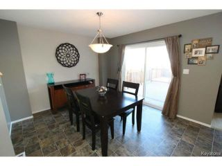 Photo 6: 27 Nevens Bay in WINNIPEG: Transcona Residential for sale (North East Winnipeg)  : MLS®# 1505127