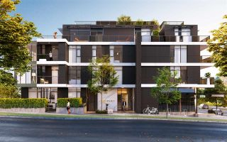 """Photo 1: 509 3596 W 28TH Avenue in Vancouver: Dunbar Condo for sale in """"LEGACY ON DUNBAR"""" (Vancouver West)  : MLS®# R2510791"""