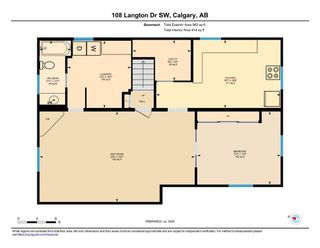 Photo 30: 108 Langton Drive SW in Calgary: North Glenmore Park Detached for sale : MLS®# A1009701