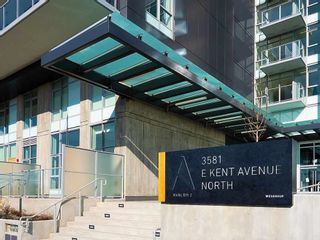 """Photo 1: 906 3581 E KENT AVENUE NORTH in Vancouver: South Marine Condo for sale in """"Avalon 2"""" (Vancouver East)  : MLS®# R2605264"""