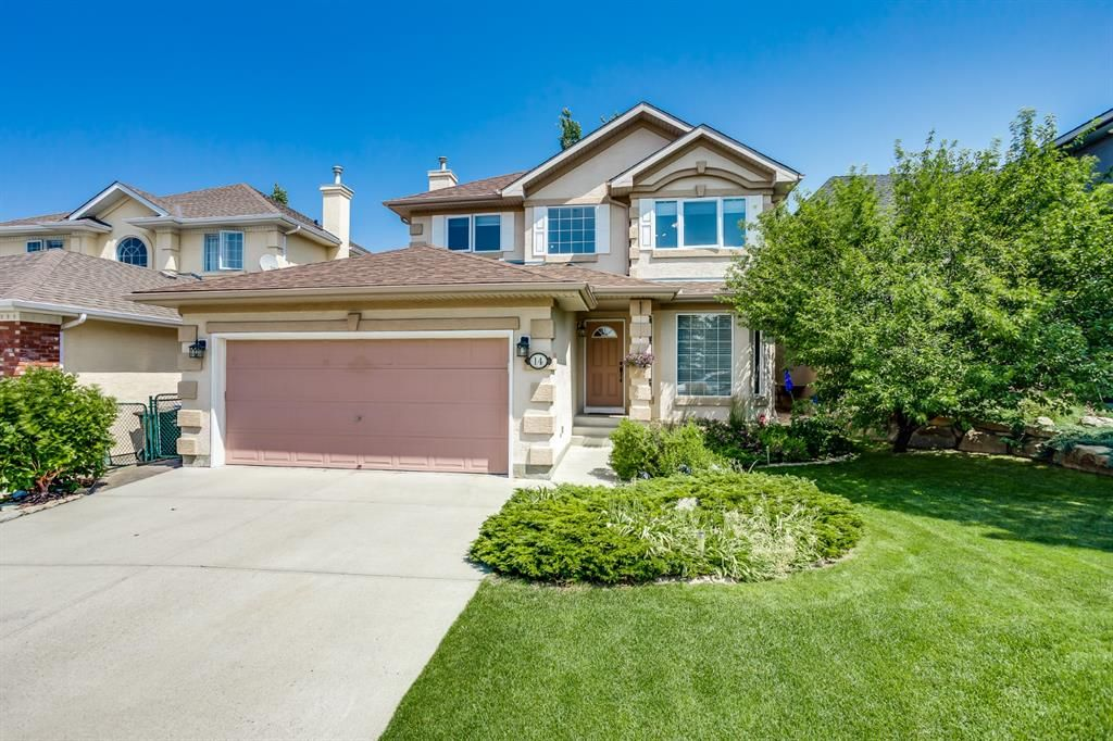 Main Photo: 14 Sienna Park Terrace SW in Calgary: Signal Hill Detached for sale : MLS®# A1142686