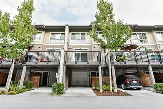 Photo 1: 129 6671 121 STREET in Surrey: West Newton Townhouse for sale : MLS®# R2204083