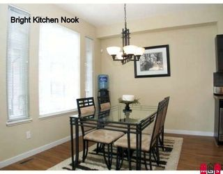 """Photo 4: 94 6575 192ND Street in Surrey: Clayton Townhouse for sale in """"Ixia"""" (Cloverdale)  : MLS®# F2905243"""