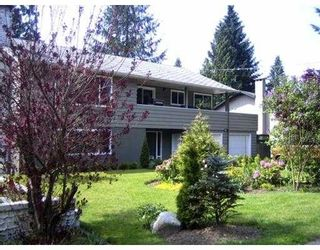 Photo 1: 2679 Sechelt Drive in North Vancouver: Blueridge NV House for sale : MLS®# V647634
