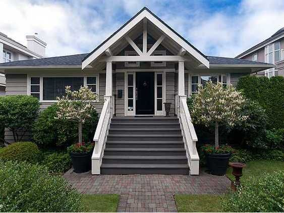 Main Photo: 2355 W 22ND Avenue in Vancouver: Arbutus House for sale (Vancouver West)  : MLS®# V1048084