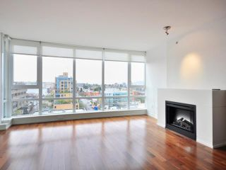 """Photo 3: 1002 1690 W 8TH Avenue in Vancouver: Fairview VW Condo for sale in """"MUSEE"""" (Vancouver West)  : MLS®# V817962"""
