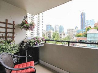 Photo 4: 504 1127 BARCLAY Street in Vancouver: West End VW Condo for sale (Vancouver West)  : MLS®# V1131593