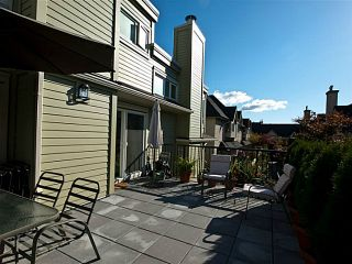 "Photo 10: 1743 CHESTERFIELD Avenue in North Vancouver: Central Lonsdale Townhouse for sale in ""Central Lonsdale"" : MLS®# V1054399"