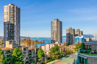 Main Photo: 906 1003 PACIFIC Street in Vancouver: West End VW Condo for sale (Vancouver West)  : MLS®# R2551591
