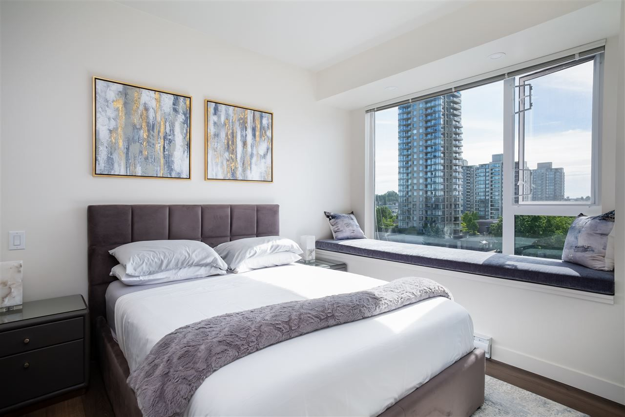 Photo 7: Photos: 602 2188 MADISON AVENUE in Burnaby: Brentwood Park Condo for sale (Burnaby North)  : MLS®# R2467995