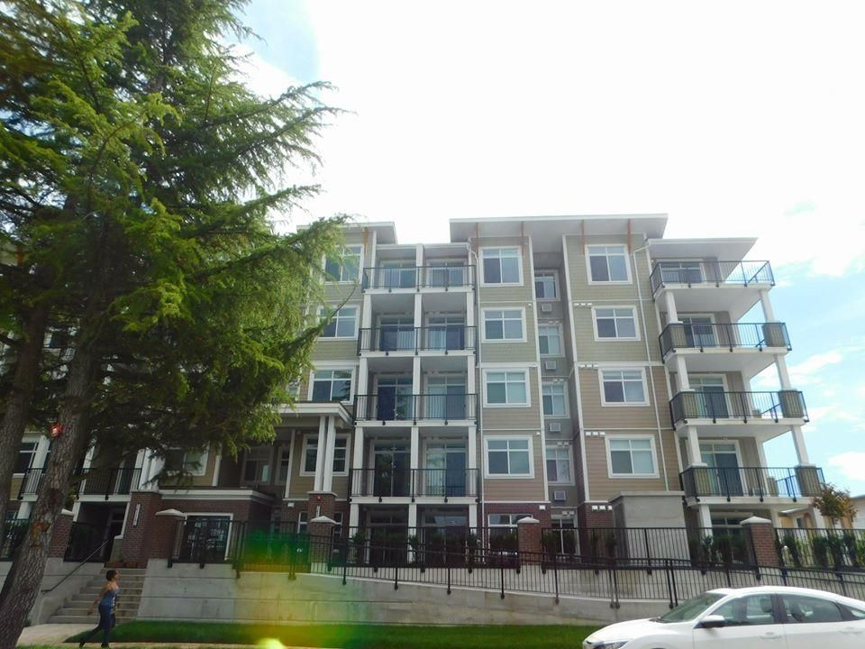 """Main Photo: 318 20686 EASTLEIGH Crescent in Langley: Langley City Condo for sale in """"THE GEORGIA WEST"""" : MLS®# R2601272"""