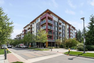 """Photo 1: 108 3581 ROSS Drive in Vancouver: University VW Condo for sale in """"Virtuoso"""" (Vancouver West)  : MLS®# R2609138"""