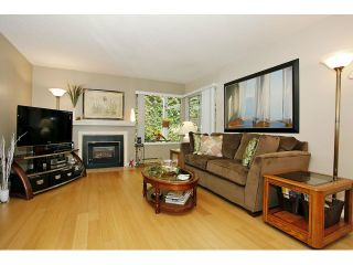 """Photo 2: 25 1235 JOHNSON Street in Coquitlam: Canyon Springs Townhouse for sale in """"CREEKSIDE PLACE"""" : MLS®# V1035997"""