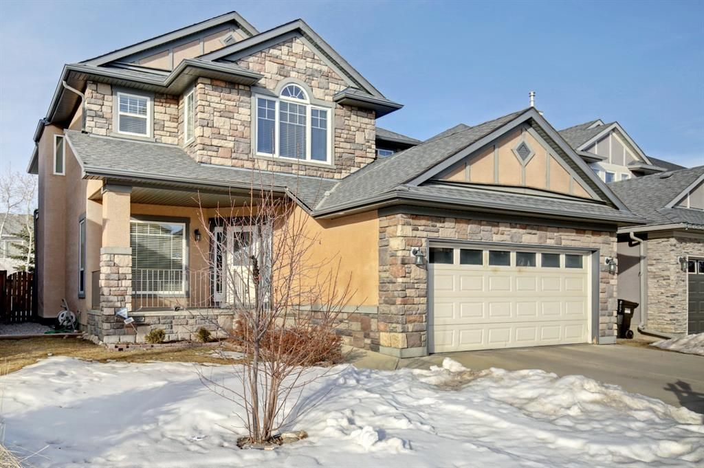 Main Photo: 26 West Cedar Place SW in Calgary: West Springs Detached for sale : MLS®# A1076093