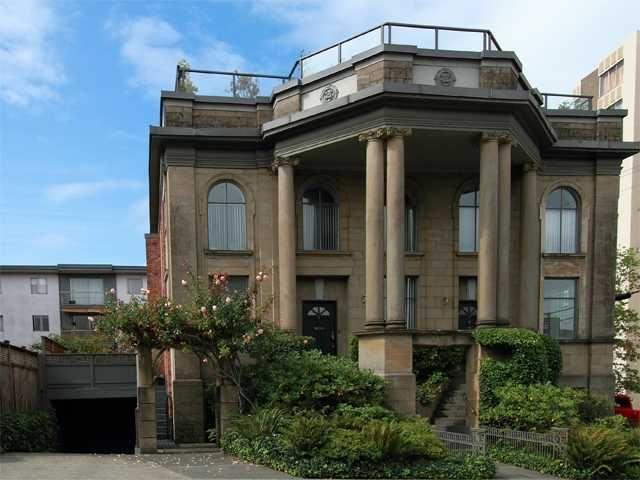 "Main Photo: 2 1855 VINE Street in Vancouver: Kitsilano Townhouse for sale in ""DEVON COURT"" (Vancouver West)  : MLS®# V850286"