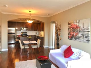 "Photo 6: 206 2627 SHAUGHNESSY Street in Port Coquitlam: Central Pt Coquitlam Condo for sale in ""THE VILLAGIO"" : MLS®# R2393781"