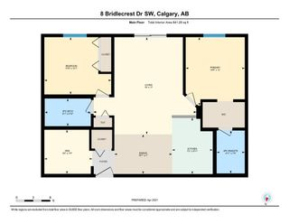 Photo 22: 1225 8 BRIDLECREST Drive SW in Calgary: Bridlewood Apartment for sale : MLS®# A1092319