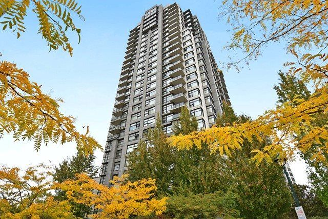 Main Photo: 1803 5380 OBEN STREET in Vancouver: Collingwood VE Condo for sale (Vancouver East)  : MLS®# R2031315