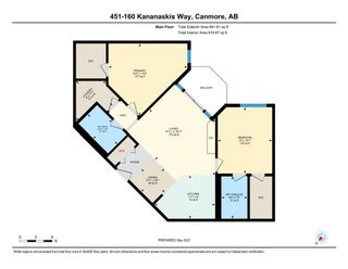 Photo 4: 451 160 Kananaskis Way: Canmore Apartment for sale : MLS®# A1106948