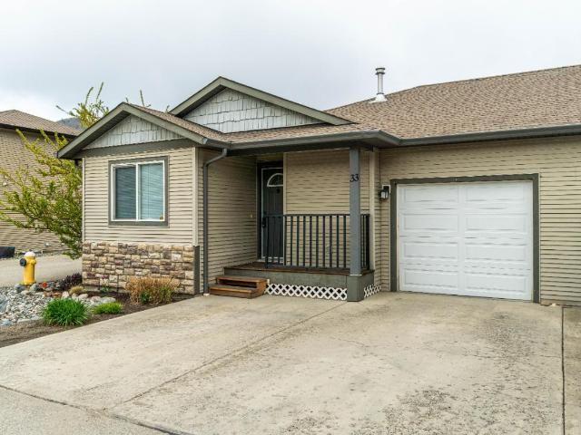 Main Photo: 33 5200 DALLAS DRIVE in Kamloops: Dallas Half Duplex for sale : MLS®# 161882
