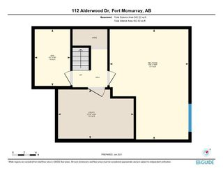 Photo 20: 112 Alderwood Drive: Fort McMurray Row/Townhouse for sale : MLS®# A1062223