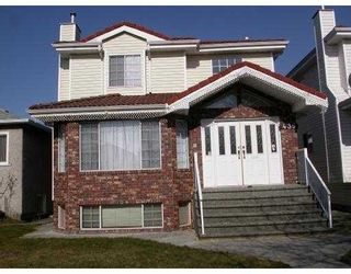 Main Photo: 439 E. 54th Avenue in Vancouver: South Vancouver House  (Vancouver East)  : MLS®# V753350