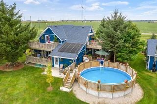 Photo 4: 282013 Concession Road 4-5 in East Luther Grand Valley: Rural East Luther Grand Valley House (2-Storey) for sale : MLS®# X5354141