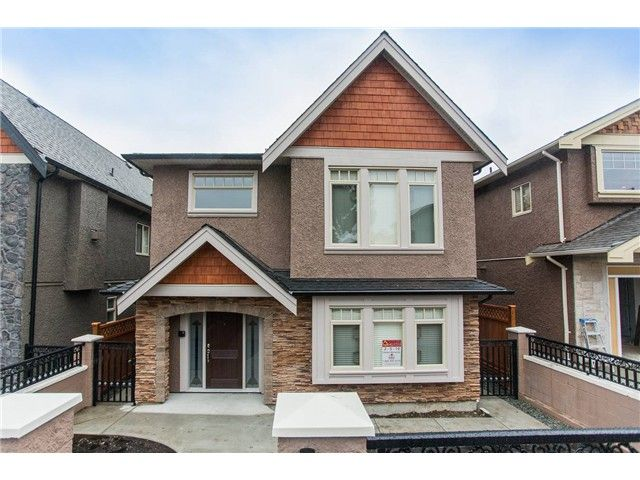 Main Photo: 3763 SUNSET Street in Burnaby: Burnaby Hospital House for sale (Burnaby South)  : MLS®# V977776
