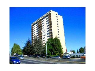 Photo 1: 1105 320 ROYAL Avenue in New Westminster: Downtown NW Condo for sale : MLS®# V941254