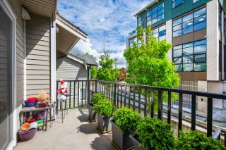 Photo 7: 208 3788 NORFOLK Street in Burnaby: Central BN Townhouse for sale (Burnaby North)  : MLS®# R2580124