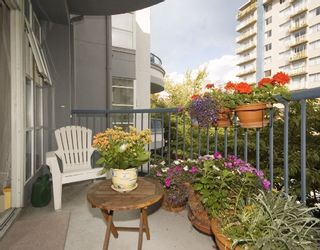 """Photo 9: 307 1924 COMOX Street in Vancouver: West End VW Condo for sale in """"WINDGATE BY THE PARK"""" (Vancouver West)  : MLS®# V740781"""