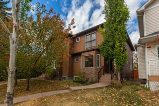 Main Photo: 722 53 Avenue SW in Calgary: Windsor Park Semi Detached for sale : MLS®# A1133925