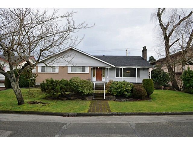 "Main Photo: 5962 FREMLIN Street in Vancouver: Oakridge VW House for sale in ""OAKRIDGE"" (Vancouver West)  : MLS®# V1100712"